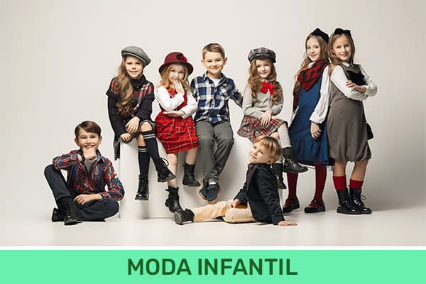 Categoría moda infantil