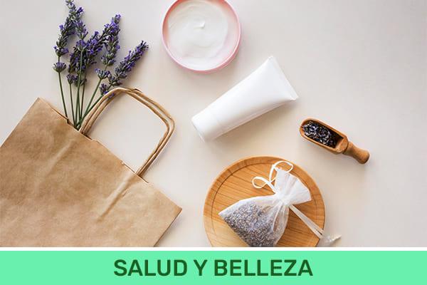Categoría Salud y Belleza