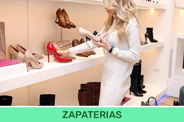 Categoría Zapaterías